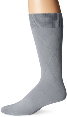 Bugatchi Men's Daulton Solid Sock