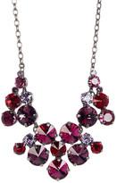Sorrelli Round Crystal Collar Necklace