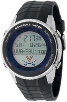 Game Time Virginia Cavaliers Stainless Steel Digital Schedule Watch - Men