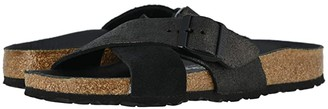 Birkenstock Siena Exquisite (Black Suede) Women's Sandals