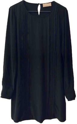 81 Hours 81hours Black Silk Dress for Women