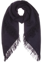 Isabel Marant Zila Cashmere And Wool Scarf