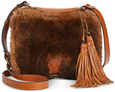 Patricia Nash Karisa Small Crossbody Saddle Bag