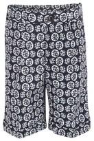 Dolce & Gabbana Ladybird Print Shorts