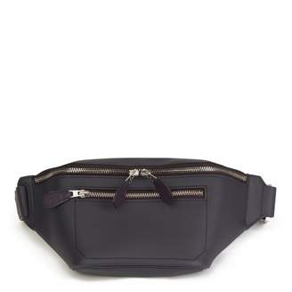 Hermes Cityslide Cross PM Navy Leather Clutch bags