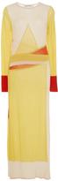 Prabal Gurung Long Sleeve Knit Dress