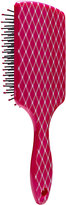 Plugged In Vintage Glamour Paddle Brush Pink