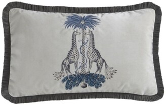 Emma J Shipley Kruger Boudoir Cushion (30Cm X 50Cm)
