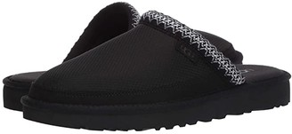 UGG Tasman Slip-On ULD Mono (Black) Men's Shoes