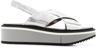 Clergerie Freedom 50mm slip-on sandals