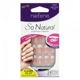 Nailene So Natural Ultra Flex Pink French Medium 1 Kit