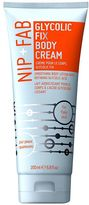 Nip and Fab Nip+Fab Glycolic Fix Body Cream 200ml