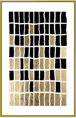 Jonathan Bass Studio Gold Bricks Gold Leaf