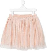 Stella McCartney Honey skirt - kids - Cotton/Polyester - 14 yrs