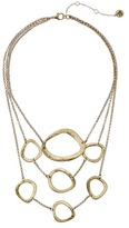 The Sak Metal Link Frontal Necklace 16""