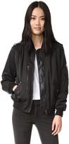 Blank Bomber Jacket