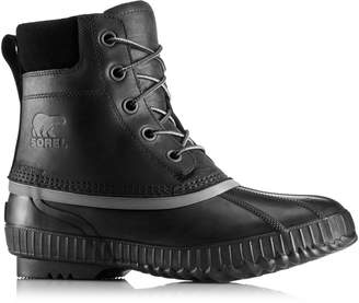 Sorel Cheyanne II Lace-Up Leather Rain Boots