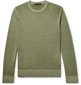 Michael Kors - Washed Merino Wool Sweater