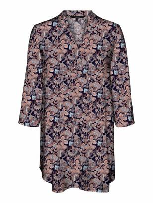 Vero Moda Women's Vmsimply Easy 3/4 Tunic Top WVN Ga Shirt
