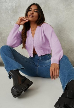 Missguided Basic Knitted Cardigan