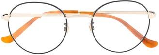 Gucci Round Frame Optical Glasses