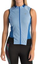 Pearl Izumi SELECT Escape Cycling Jersey - UPF 24+, Full Zip, Sleeveless (For Women)