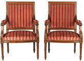 One Kings Lane Vintage French Louis XVI-Style Armchairs - Set of 2