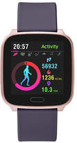 Timex Iconnect By Active Womens Purple Smart Watch-Tw5m34500so Family