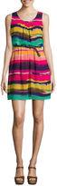 A.N.A a.n.a Sleeveless Print Blouson Dress