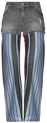 Circus Hotel Denim trousers