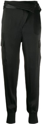 3.1 Phillip Lim Foldover Waist Trousers