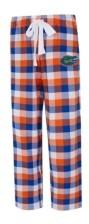 Concepts Sport Florida Gators Women's Breakout Plaid Pajama Pants
