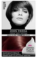 John Frieda Precision Foam Colour, Medium Red Brown 5R
