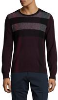 Burberry Cashmere Crewneck Sweater