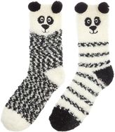 totes Twin novelty bear bobble sock pack