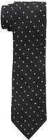 Haggar Men's Tall Extra Long Dot Tie