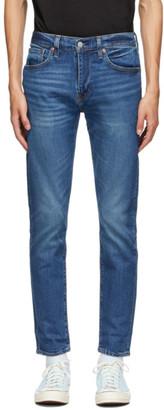 Levi's Levis Blue 512 Slim Taper Flex Jeans