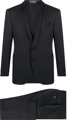Corneliani Tailored Three Piece Suit