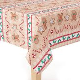 The Big One® Gingerbread Tablecloth
