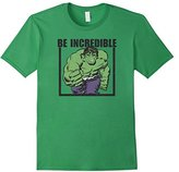 Marvel Hulk Be Incredible Graphic T-Shirt Adult