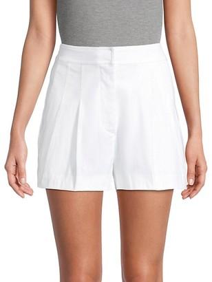 A.L.C. Julian Linen-Blend Shorts