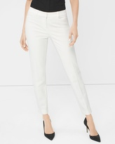 White House Black Market Ponte Slim Ankle Pants