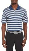 adidas Men's Climacool Stripe Polo