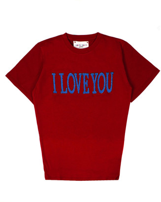 Alberta Ferretti Red Cotton T-shirt