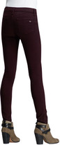 Rag and Bone The Legging Jeans, Mulberry