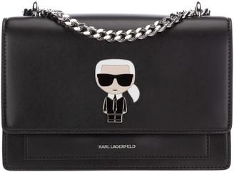 Karl Lagerfeld Paris K/Ikonik Crossbody Bag