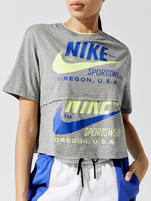 Nike Sportswear Short Sleeve Top