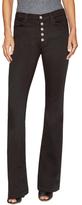 J Brand Maria Button Flare Jean