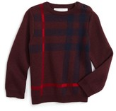 Burberry Infant Boy's Mini Redbury Sweater