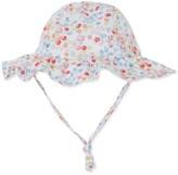 Petit Bateau Baby girl printed hat